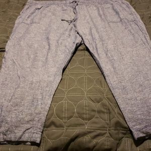 Old Navy Linen Pants
